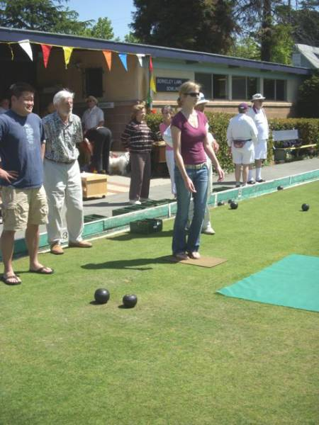 Berkeley Lawn Bowling Club
